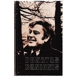 DONATAS BANIONIS/ Petuchauskas Markas