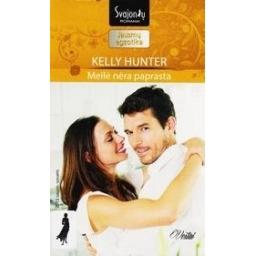 Meilė nėra paprasta/ Hunter K.