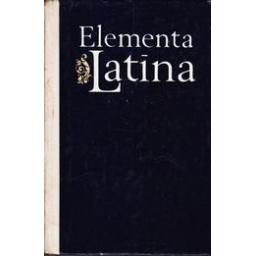 ELEMENTA LATINA/ Autorių Kolektyvas