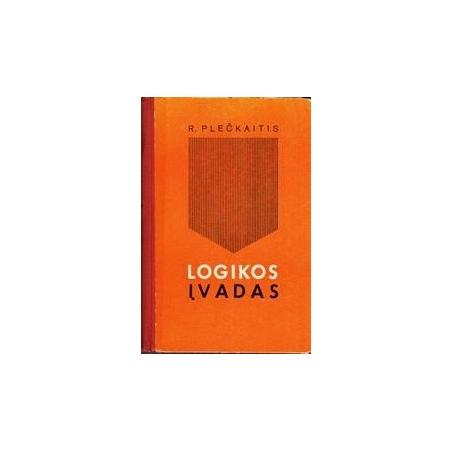 LOGIKOS ĮVADAS/ Plečkaitis R.