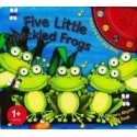 FIVE LITTLE SPECKLED FROGS/ Be Autoriaus