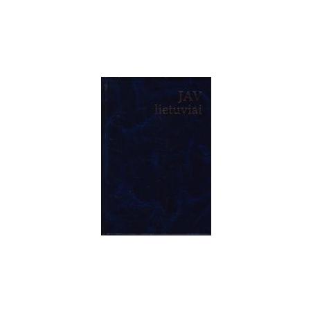 Jungtinių Amerikos Valstijų lietuviai. Biografijų žinynas.( I, II tomai)/ Liandzbergienė Jonė