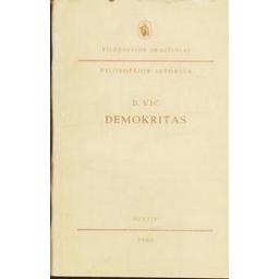 Demokritas/ Vic B.