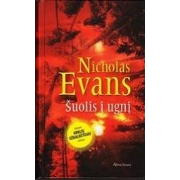 Šuolis į ugnį/ Evans Nicholas