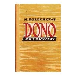 Dono apsakymai/ Šolochovas M.