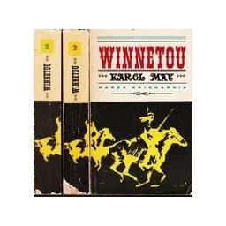 Winnetou (3 tomai)/ May Karol