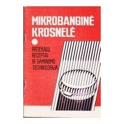 Mikrobanginė krosnelė/ Autorių kolektyvas