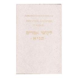 Ликутей Амарим (Тания)/ Шнеерсон Ребе