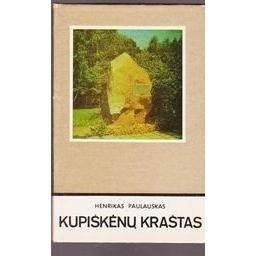 Kupiškėnų kraštas/ Paulauskas Henrikas