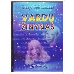 Vardų žinynas/ Špirkauskas Stasys