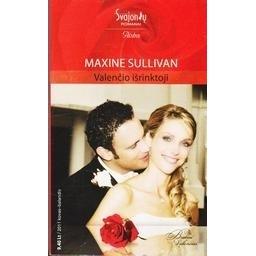 Valenčio išrinktoji/ Sullivan Maxine