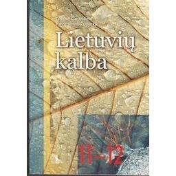 Lietuvių kalba 11-12/ Čepaitienė Giedrė, Kazimieras Župerka