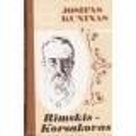 Rimskis Korsakovas/ Kuninas Josifas