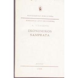 Ekonomikos samprata/ Vengrys A.