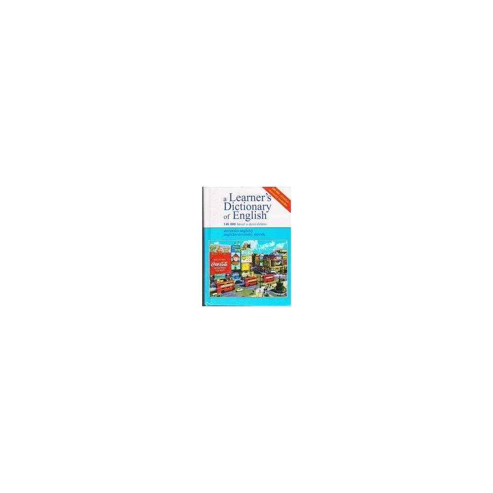 a Learner's Dictionary of English/ Aliberto Caforio