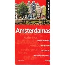 Amsterdamas: visad su tavimi/ McDonald George