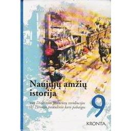 Naujųjų amžių istorija 9 kl/ Juozas Brazauskas