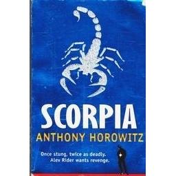 Skorpia/ Anthony Horowitz