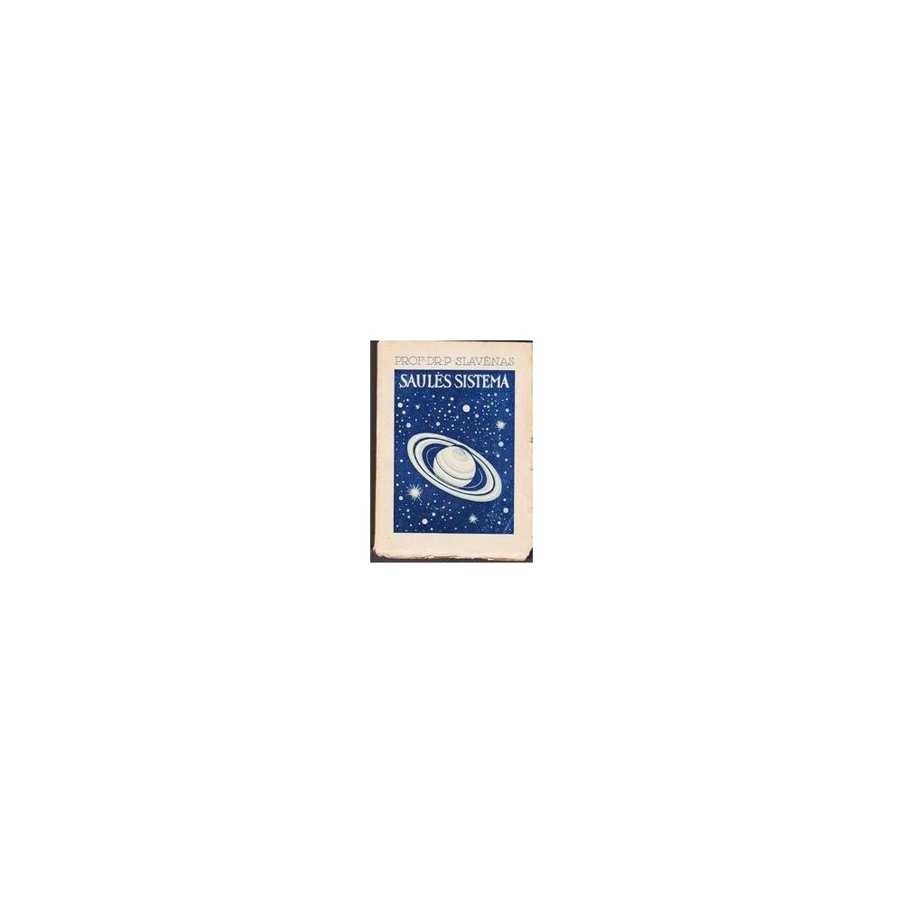 Saulės sistema/ Slavėnas P.