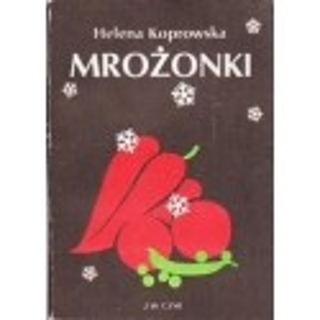 MROŻONKI/ Koprowska Helena