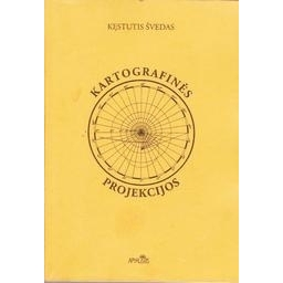 Kartografinės projekcijos/ Švedas Kęstutis