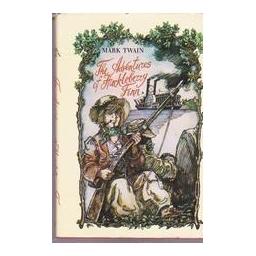 The Adventures of Hucklberry Finn/ Mark Twain