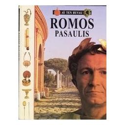 Romos pasaulis/ Kleras Džonas D.