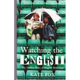 Watching the English/ Fox Kate