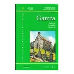 Gamta. Biologija. Geografija. Geologija 2002-2005, T.1 (1)/ Lietuvos valsčiai