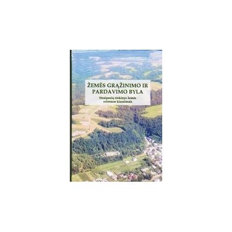 Žemės grąžinimo ir pardavimo byla/ Aleknavičius Pranas