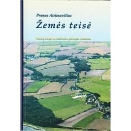 Žemės teisė/ Aleknavičius Pranas