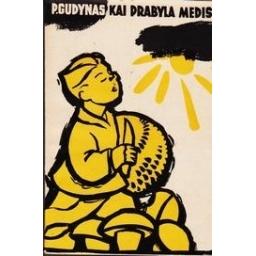 Kai prabyla medis/ Gudynas Pranas