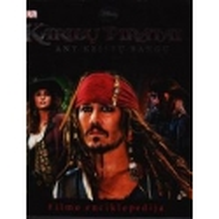Karibų piratai. Ant keistų bangų/ Walt Disney