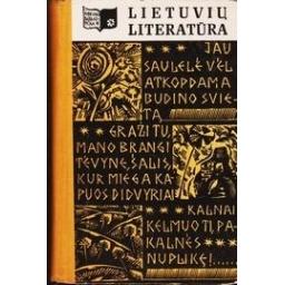 Lietuvių literatūra IX kl./ Galnaitytė D.