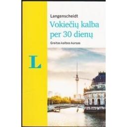 Vokiečių kalba per 30 dienų/ Christoph Obergfell