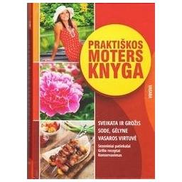 Praktiškos moters knyga. Vasara/ Dmuchovska Daiva