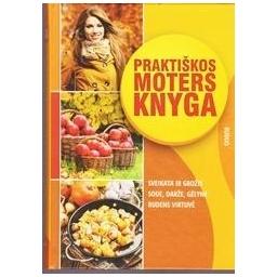 Praktiškos moters knyga. Ruduo/ Dmuchovska Daiva