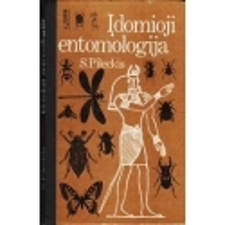Įdomioji entomologija/ Pileckis S.
