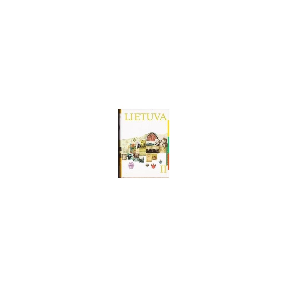 Enciklopedija Lietuva, II tomas/ Autorių kolektyvas
