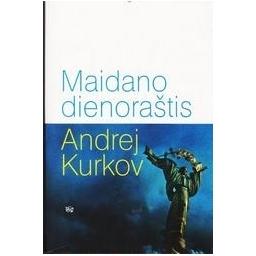 Maidano dienoraštis/ Kurkov Andrej