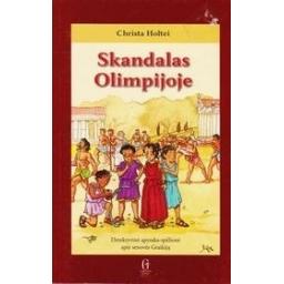 Skandalas Olimpijoje/ Holtei Christa