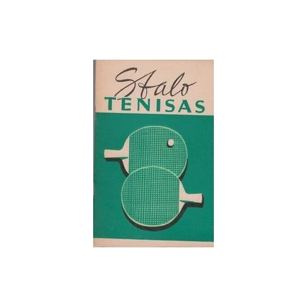 Stalo tenisas/ Varžybų taisyklės