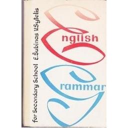 English Grammar/ Šubinas Emanuilas, Sytelis Valentinas