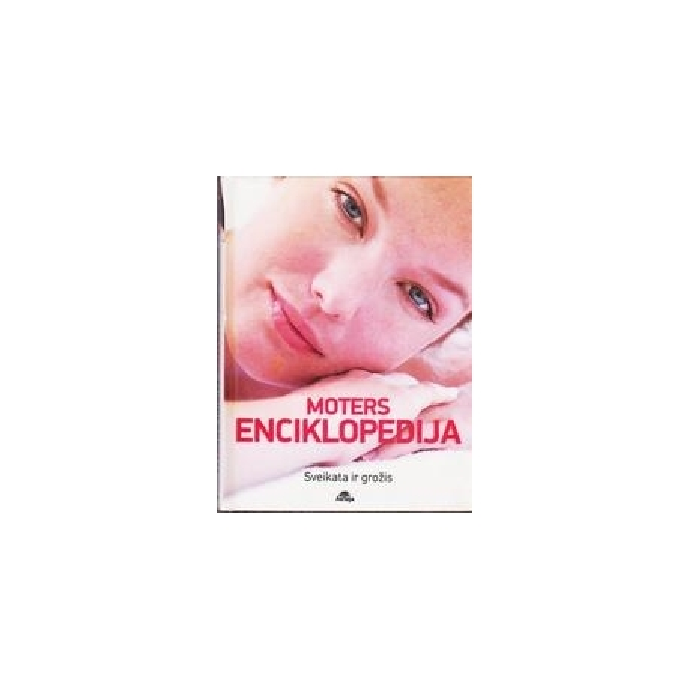 Moters enciklopedija/ Autoriaus nėra