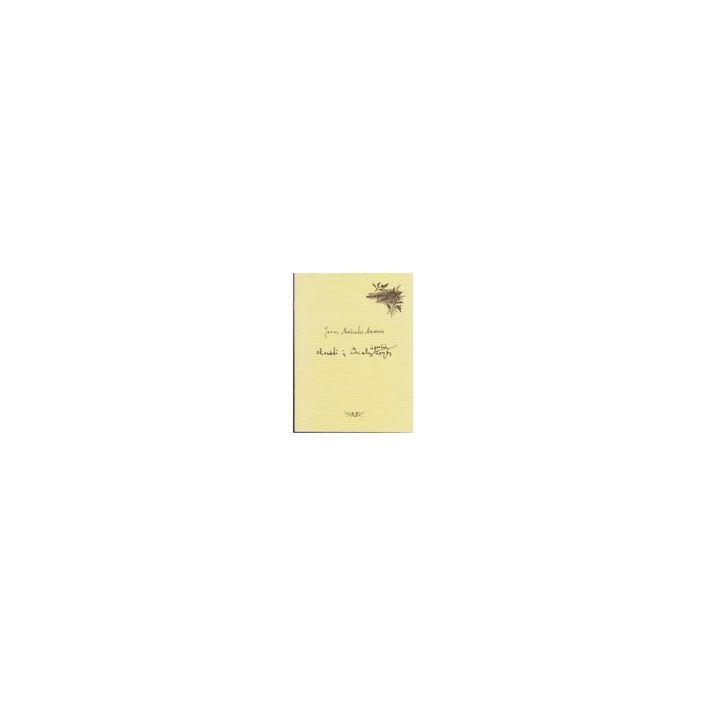 Skristi į idealų ir grožio sritį/ Jonas Mačiulis-Maironis