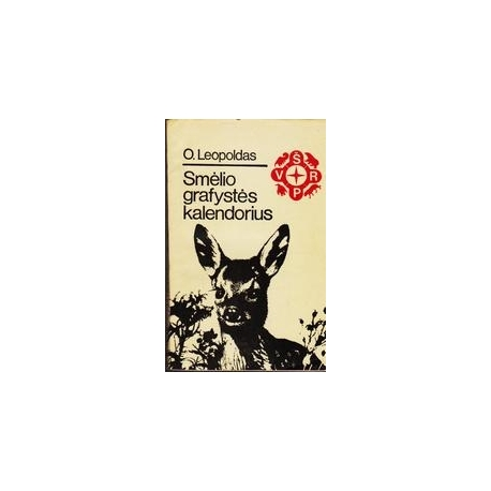 Smėlio grafystės kalendorius/ Leopoldas Oldas