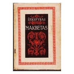 Makbetas/ Viljamas Šekspyras