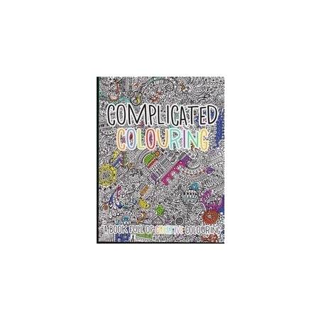 Complicated colouring/ Lisa Mallet