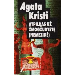 Atpildas už žmogžudystę (Nemezidė)/ Kristi Agata