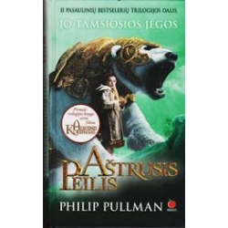 Aštrusis peilis/ Pullman Philip